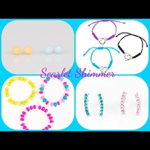 Scarlet Shimmer jewelry for kids